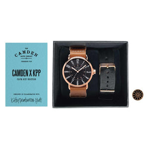 No.88 KPP Unisex Camden Cycling British Watch Packaging