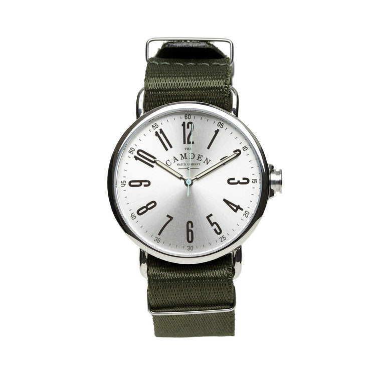 No.88 - No.88 Steel And Green Nato