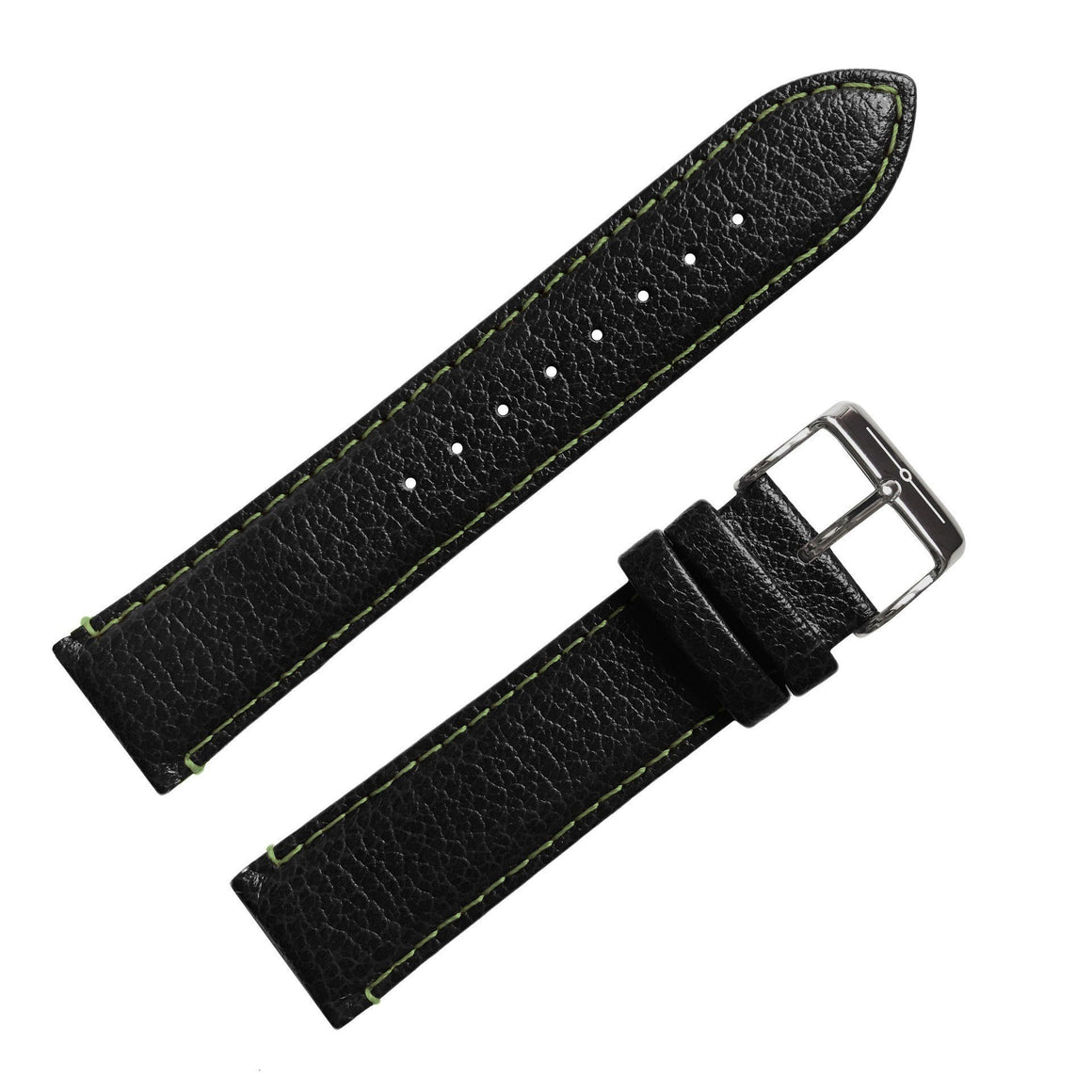 Strap - No.29 Black And Green Strap