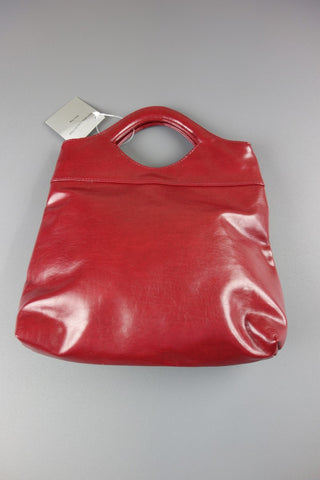 Small Handbag Red Retro Bag