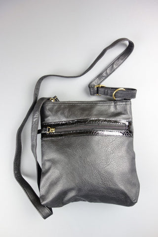 Black Small Handbag Shoulder Bag