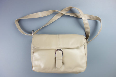 Coopers Beige Medium Handbag Shoulder Bag