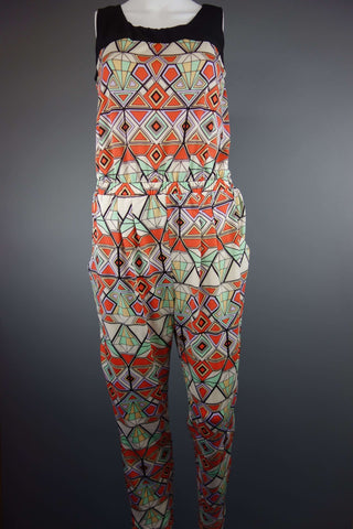 Multicoloured Jumpsuit by H&M Size S - £10.00