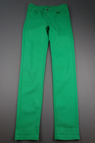 663f341abe3 Divided by H&M Green Jeans Trousers Size UK 6 (EUR ...