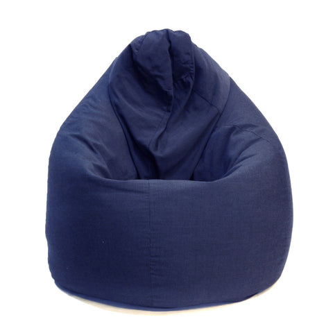 Large Beanbag Denim