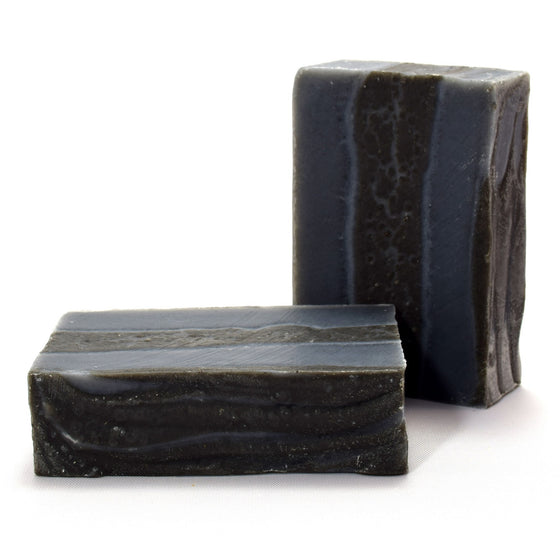 Charcoal and Mud Soap - Dragonfly Dew