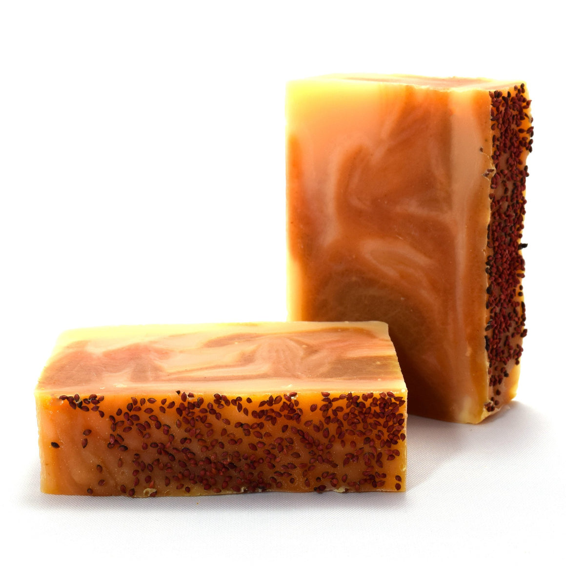 Shades of Orange Soap - Dragonfly Dew