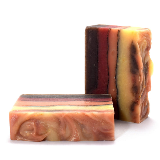 Tuscan Sunset Soap - Dragonfly Dew