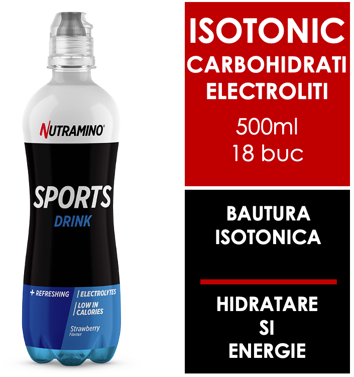 isotonic izotonic nutramino sports drink