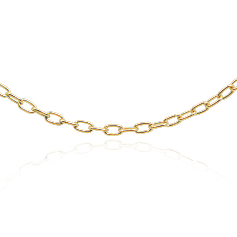 20.5 Oval Link Chain