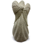 OakiWay Memorial Gifts - Sympathy Tealight Candle Holder (Angel Holding Dove)