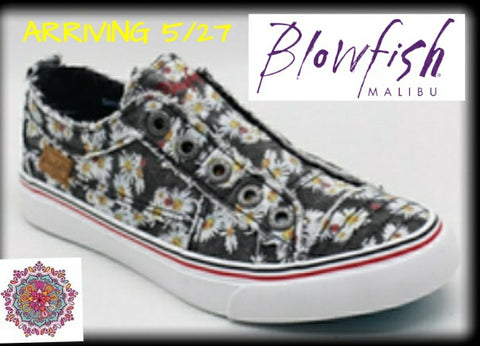Blowfish Daisy pull on sneakers