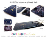 Planets Space Luggage Bag Tag