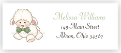 Little Lamb Sheep Return Address Labels • Self Adhesive Stickers