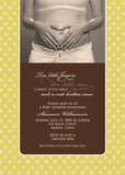 Oh Joy Photo Baby Shower Invitation • Any Colors Baby Shower Photo Invitations - Everything Nice