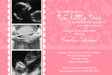 Miracle Photo Baby Shower Invitation • Any Colors Baby Shower Photo Invitations - Everything Nice