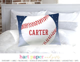 Baseball Sports Personalized Pillowcase Pillowcases - Everything Nice