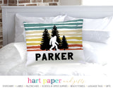 Big Foot Personalized Pillowcase Pillowcases - Everything Nice