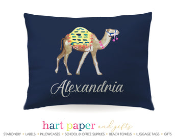 Camel Personalized Pillowcase Pillowcases - Everything Nice