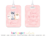Cat Kitten Luggage Bag Tag School & Office Supplies - Everything Nice
