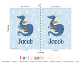Dragon Personalized Notebook or Sketchbook School & Office Supplies - Everything Nice