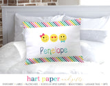 Emoji Happy Faces Personalized Pillowcase Pillowcases - Everything Nice