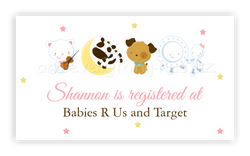Hey Diddle Diddle Nursery Rhyme • Favor Tags or Registry Cards Favor Tags & Registry Cards - Everything Nice