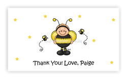 Baby Bumble Bee • Favor Tags or Registry Cards Favor Tags & Registry Cards - Everything Nice