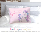 Horse Personalized Pillowcase Pillowcases - Everything Nice