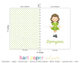 Irish Dance Personalized Notebook or Sketchbook School & Office Supplies - Everything Nice