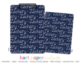 Name Personalized Clipboard School & Office Supplies - Everything Nice