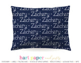 Name Personalized Pillowcase Pillowcases - Everything Nice