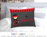 Ninja Karate Boys Personalized Pillowcase Pillowcases - Everything Nice