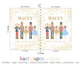 Nutcracker w Role & Show Personalized Notebook or Sketchbook School & Office Supplies - Everything Nice