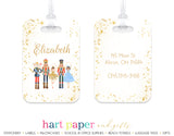 Nutcracker Ballet Luggage Bag Tag School & Office Supplies - Everything Nice