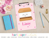 S'more Smores Personalized Clipboard School & Office Supplies - Everything Nice