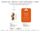 Sports Balls Luggage Bag Tag School & Office Supplies - Everything Nice