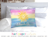 Sunshine Personalized Pillowcase Pillowcases - Everything Nice
