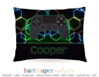 Video Game Personalized Pillowcase Pillowcases - Everything Nice