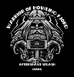 Warrior of Howling Fjord Aftershave for VIP Members