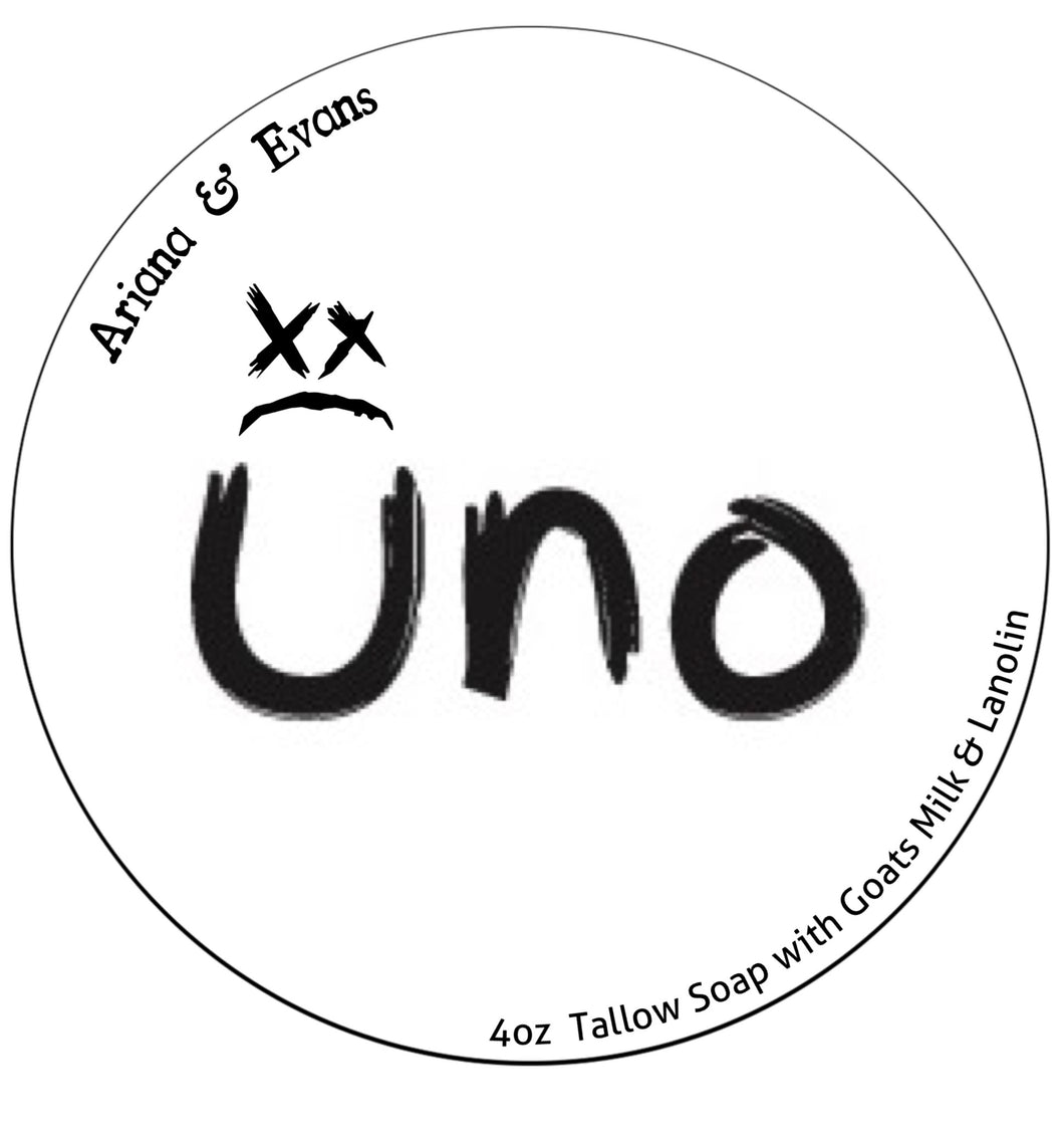 Uno Shaving Soap