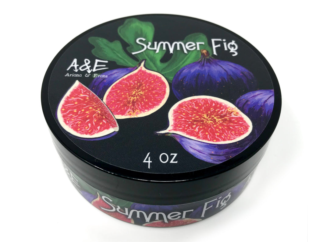 Summer Fig Shaving Soap for Wholesale