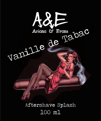 Vanille de Tabac Aftershave Splash