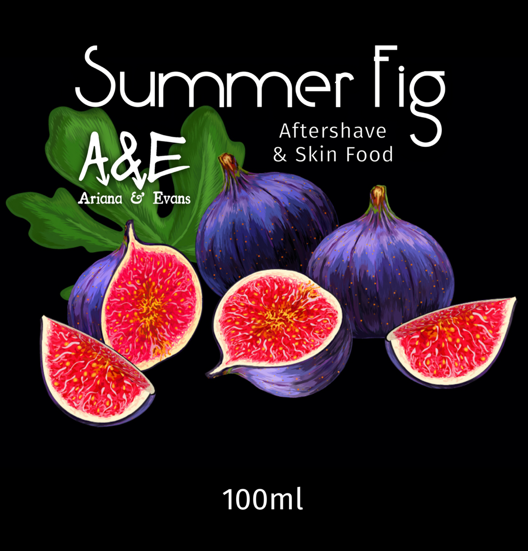 Summer Fig Aftershave Splash for Wholesale ***PLEASE DON'T SELL UNTIL JUNE 9***