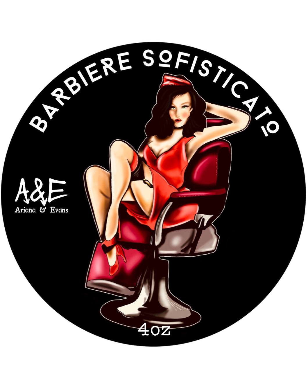Barbiere Sofisticato Shaving Soap