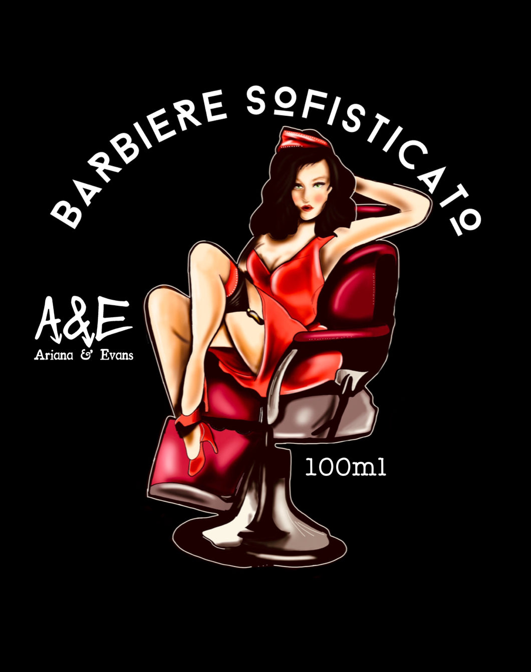 Barbiere Sofisticato Aftershave