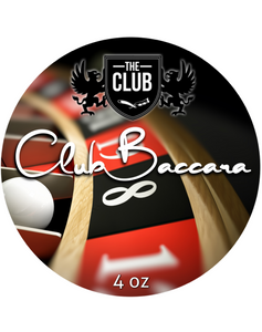 Club Baccara Shaving Soap for VIP Members
