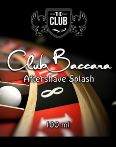 Club Baccara Aftershave for VIP Members