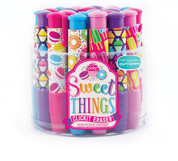 Sweet Things Clickit Eraser - Magnolia Jewels & More