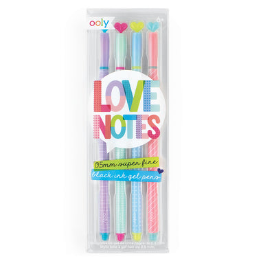 Love Notes Gel Pens - Magnolia Jewels & More